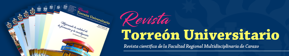 Revista Torreón Universitario